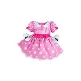 Vestido Minnie Mouse Disney Store Original