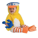 Disfraz Para Niña Traje De Pato Del Bebé