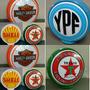 Bocha De Surtidor De Combustible Antiguo Ypf Shell Texaco