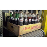 Botellas Cajon Gaseosa Marca Nora 1960 Vendo Sueltas