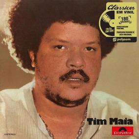 Lp Tim Maia 1971 Lacrado Novo 180g Produto Oficial