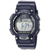 Casio Hombre Stl-s100h-2a2vcf Tough Solar Acero Reloj With B