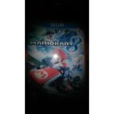 Mario Kart 8 Fisico Wii U Ntsc Original Envio Gratis! Gtia