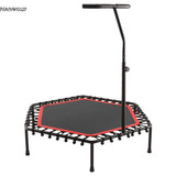 Rojo - Mini ~ Trampolín Fitness Ejercicio Fitne-423115172643