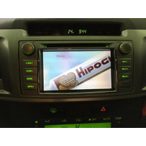 Central Multmitidia M1 Android Hilux Sw4 2012 2013 2014 2015