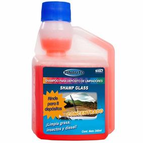 Dos Shampoo Para Deposito De Limpiadores Limpia Grasa Diesel
