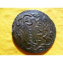Antigua Moneda De 8 Reales 1813 Sud. Doble Golpe. Escasa.