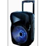 Parlante Portátil Bluetooth 12 Pulgadas Usb Microfono $3199
