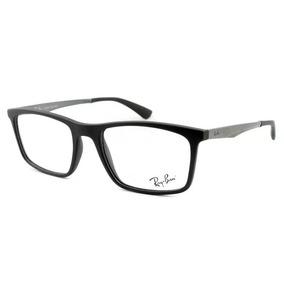 Armação Óculos Grau Ray Ban Masculino 100% Original Rb6353 - Óculos ... 4607451def