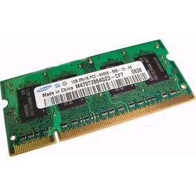 Memoria Ram Ddr2 1gb Para Laptops