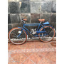 Bicicleta Turismo Con Motor, Bicimoto