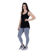 Legging Cós Alto, Preta, Poliamida, Suplex High