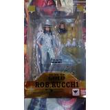 Robo Rucchi Gold One Piece Escultura De 16cm