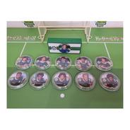 Palmeiras-1976 - Botões Jofer 45mm De Diâmetro