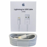 Apple Cable Lightning / Usb 1 M Envio Gratis Todo Chile.
