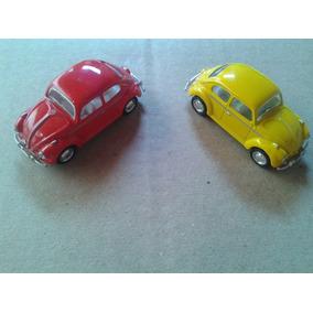 Miniaturas De Carros Antigos Escala 1.64 Fusca