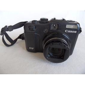 Camara Digital Canon G12 Refacciones-reparación