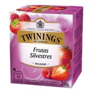 Chá Twinings Frutas Silvestres 10 Sachês