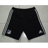 Pantaloneta Millonarios 2012 Talla S Buen Estado Impermeabl 6c760e02d8ce0