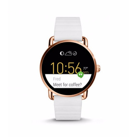 Reloj Ftw2114 Smartwatch Fossil Q Android,ios Envió Gratis.