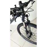 Bicicleta Caloi Elite Carbon 2017 Toda Slx 11 Velocidades