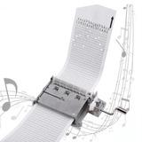 Caja Musical Kikkerland 30 Notas (crea Tu Propia Musica)
