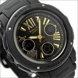 Reloj Casio Baby-g Bga-153 Violetta! Gold! Illuminator!