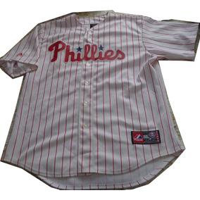 Baseball Camiseta Philladelphia Phillies Mlb Americana L Usa