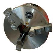 Plato Para Torno 130mm - 3 Mordazas Autocentrante