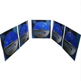 Bíblia Em Audio Completa Cid Moreira 9 Cds Mp3 Original