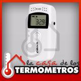 Registrador Datalogger De Humedad Y Temperatura Con Display