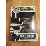 Funko Pop Heisenberg Breaking Bad Original Protector Gratis