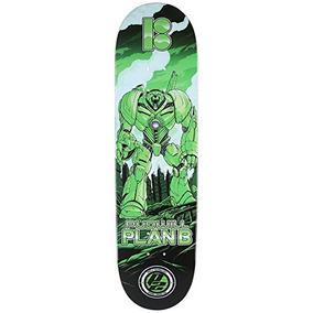 Tabla Patineta Plan B Pudwil Guardian Skateboard