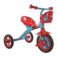Triciclo Montable De Pedales De Niño Huffy Marvel Spiderman