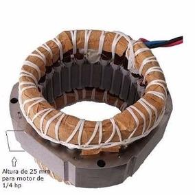 Estator Motor Portão Automático Seg Garen 1/4 Hp 110v