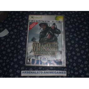 X-box Medal Of Honor Front Line Xbox