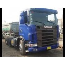 Tracto Scania R420 2007