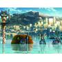 Painel Decorativo Festa Filme Madagascar [3x1,7m] (mod7)