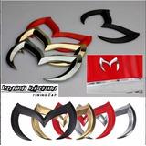 Emblema M 3d Mazda - Full Modelos