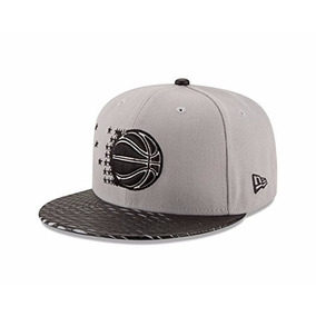 Gorra New Era Nba Hwc Orlando Magic Leather Rip Talla 7 1/8