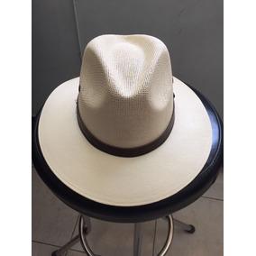 Sombrero Panameño Panama Hat Hilo Pintado