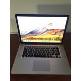 Macbook Pro Retina 15 - Mid 2012 - 2ghz Intel Core I7 250gb