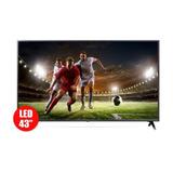 fca0efe552dd9 Lg Tv 43 108cm Lg 43uk6300 Uhd Internet Televisores L Kmaj