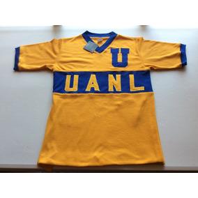 Camiseta Retro Tigres Uanl, La U 70