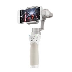 Dji Osmo Mobile Silver Celular Branco+ Vendedor 100% Lacrado