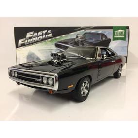 Greenlight - Dodge Charger (1970) - Rapido Y Furioso - 1:18
