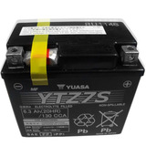 Bateria Yuasa Ytz7s Honda Crf 450 Wr Yfz Cbr 1000r Fas Motos