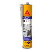 Sikaflex 11 Fc+ Adhesivo Y Sellador Elástico Gris 300ml