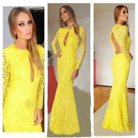 Lindos Vestidos De Renda Para Festa Noite Ideal Eventos