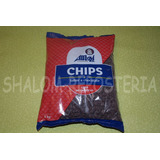 *bolsa 1 Kg Chispas De Chocolate Semi Amargo Alpezzi Paletas